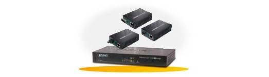 Web Smart / Smart Gigabit Media Converter